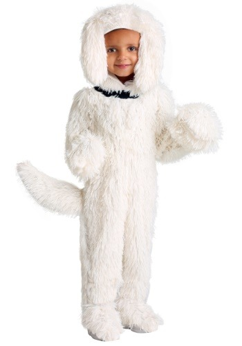 Toddler Shaggy Sheep Dog Costume Update