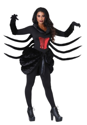 Plus Size Womens Black Widow Costume 1X 2X