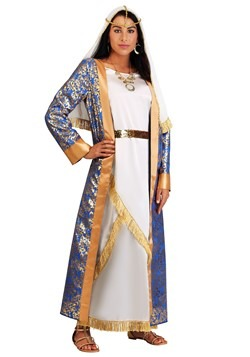 Plus Size Queen Esther Women's Costume