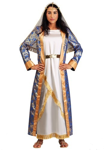 Plus Size Queen Esther Costume