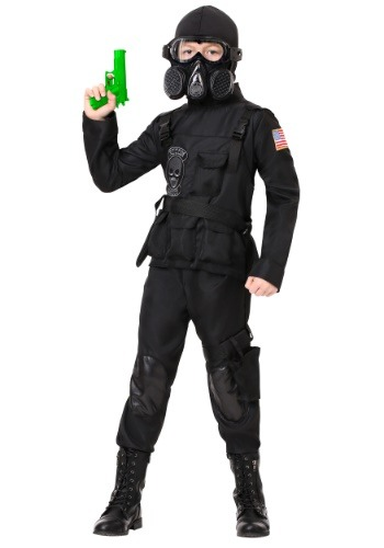 Special Forces Costume for a Child