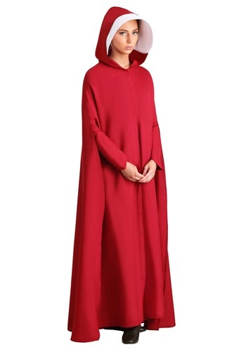 Click Here to buy Handmaids Tale Plus Size Womens Costume 2X from HalloweenCostumes, CDN Funds & Shipping
