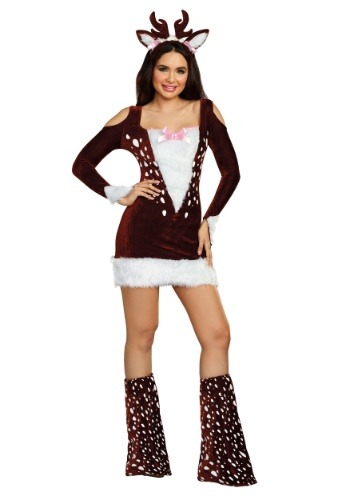 Click Here to buy Deer Me Womens Costume from HalloweenCostumes, CDN Funds & Shipping