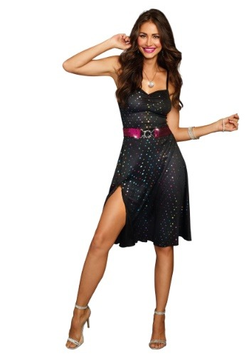 Click Here to buy Disco Diva Womens Costume from HalloweenCostumes, CDN Funds & Shipping