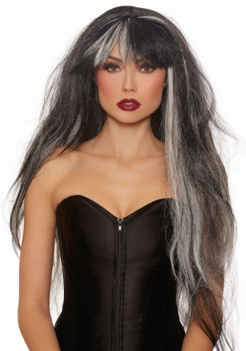 Long Haunted Wig