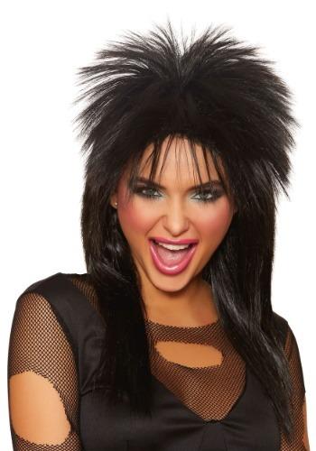 Unisex Rocker Wig