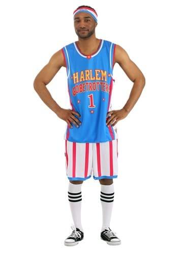 Harlem Globetrotters Uniform Costume for Men