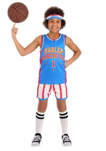 Click Here to buy Harlem Globetrotters Uniform Kids Costume from HalloweenCostumes, CDN Funds & Shipping