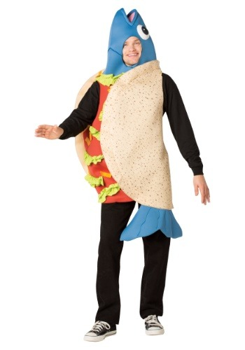 Fish Taco Costume for Adults