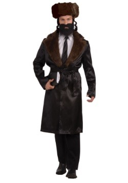 Men's Rabbi Costume
