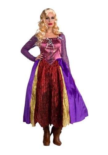 Click Here to buy Silly Salem Sister Witch Womens Costume from HalloweenCostumes, CDN Funds & Shipping