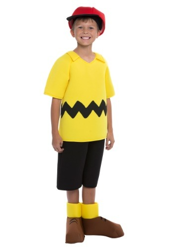 Charlie Brown Costume for Boys