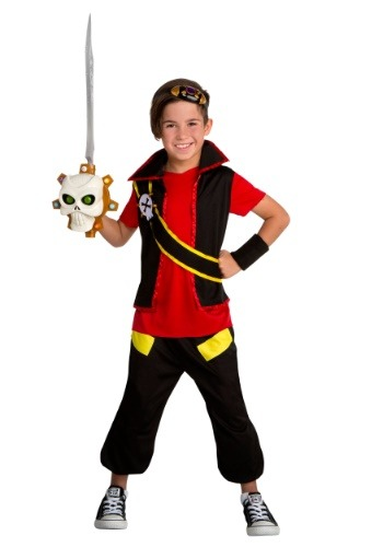Zak Storm Zak Costume for Boys