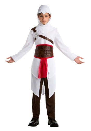 Click Here to buy Assassins Creed Altair Costume for Teens from HalloweenCostumes, CDN Funds & Shipping