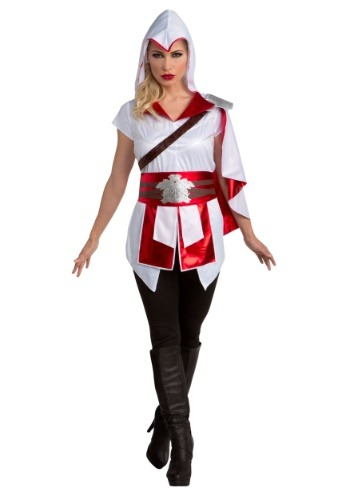Assassins Creed II Ezio Costume for Women
