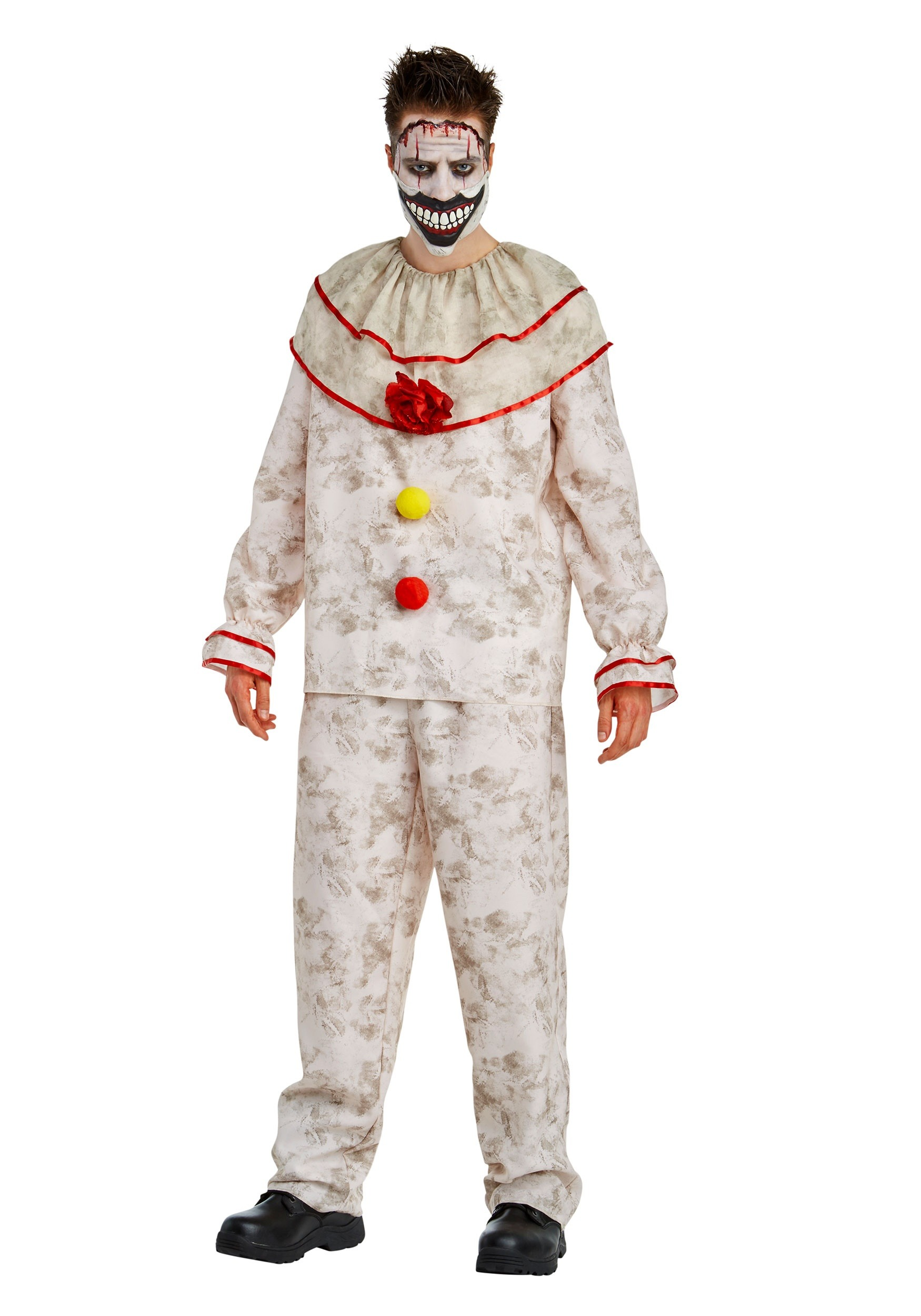 American Horror Story Twisty the Clown Costume for Men