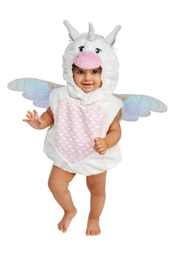 Click Here to buy Unicorn Costume for Babies from HalloweenCostumes, CDN Funds & Shipping
