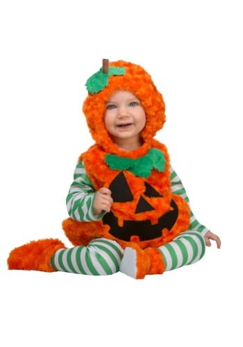 Pumpkin Costume for Infants