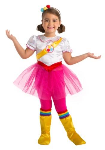 Girls True Costume from True and the Rainbow Kingdom