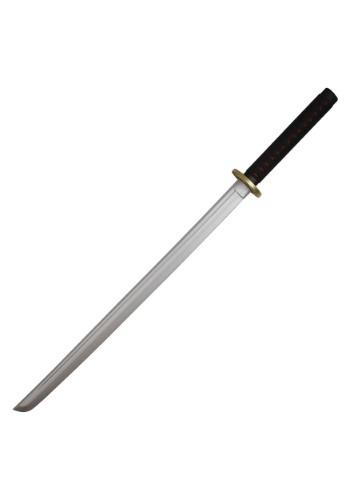Foam Black Handle Katana Sword
