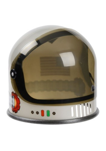 Click Here to buy Silver Astronaut Helmet for Kids from HalloweenCostumes, CDN Funds & Shipping