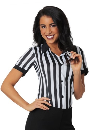 Womens Referee Shirt Plus Size