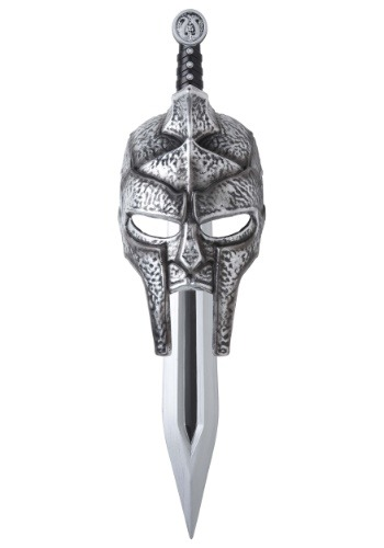 Gladiator Mask and Sword for Kids