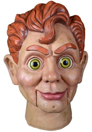 Goosebumps Slappy the Dummy Mask