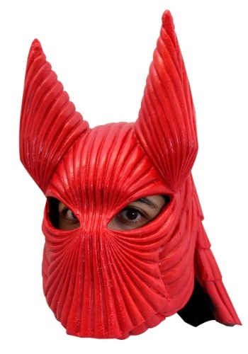 Click Here to buy Bram Stokers Dracula Red Helmet Armor Mask from HalloweenCostumes, CDN Funds & Shipping
