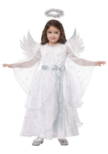 Toddler Starlight Angel Costume
