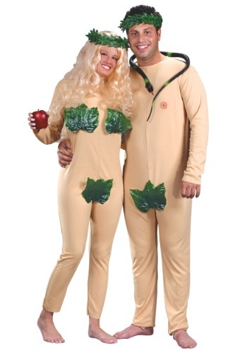 Click Here to buy Adam and Eve Costume from HalloweenCostumes, CDN Funds & Shipping