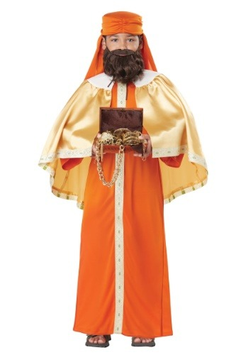 Boys Gaspar Wise Man Costume