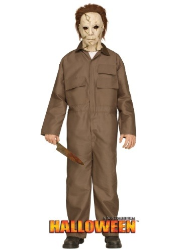 Rob Zombie Halloween Michael Myers Teen Costume