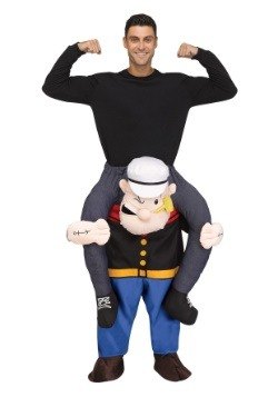 Popeye Ride On Adult Costume