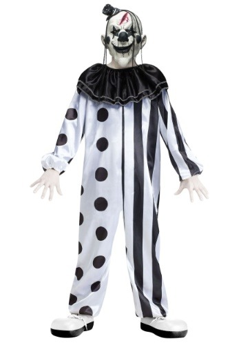Killer Clown Costume for Kids