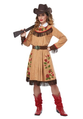 Women's Annie Oakley Costume