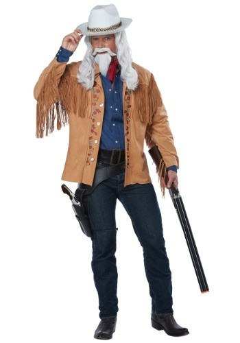 Click Here to buy Adult Buffalo Bill Costume from HalloweenCostumes, CDN Funds & Shipping
