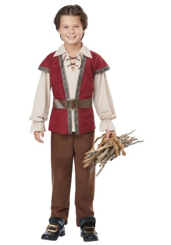 Child Renaissance Costume for a Boy