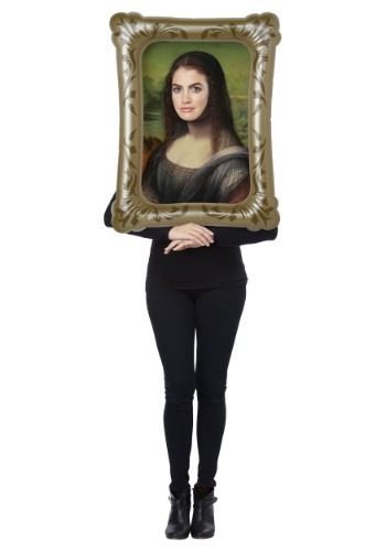 Mona Lisa Costume Kit