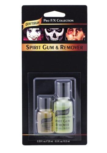 Deluxe Spirit Gum & Remover