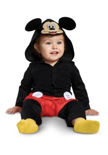 Disney Micky Mouse Baby Jumpsuit