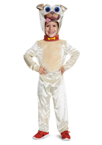 Puppy Dog Pals Rolly Costume