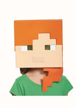 Minecraft Alex Kid's Mask