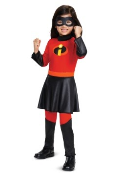 Disney Incredibles 2 Deluxe Violet Toddler Jumpsuit