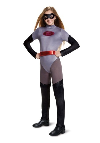 Incredibles 2 Classic Girls Elastigirl Costume