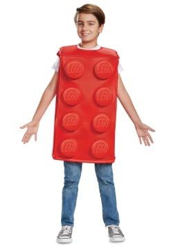 Lego Red Brick Costume