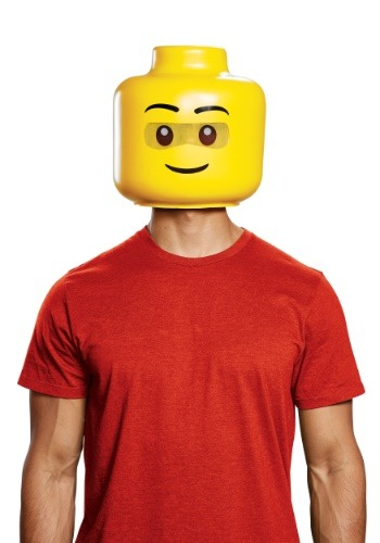 Lego Mask for Adults