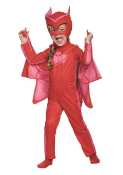 PJ Masks Classic Owlette Toddler Costume