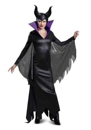 Deluxe Maleficent Adult Size Costume