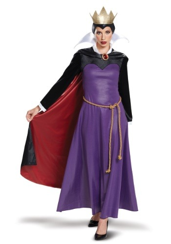 Deluxe Evil Queen Womens Costume